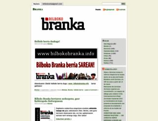 bilbobranka.wordpress.com screenshot