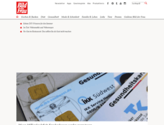 bildderfrau.de screenshot