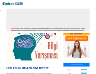 bildekazan.com screenshot