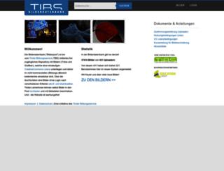 bilder.tibs.at screenshot