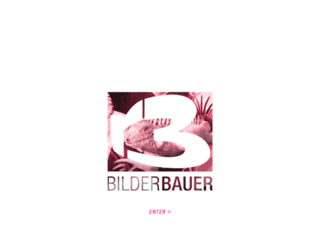 bilderbauer.com screenshot