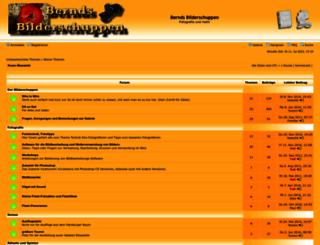bilderschuppen.net screenshot