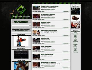 bildschirmarbeiter.com screenshot