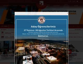 bilecik.edu.tr screenshot