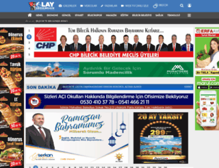 bilecikolay.com screenshot