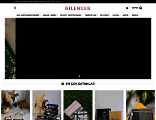 bilenler.com.tr screenshot