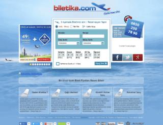 biletika.com screenshot