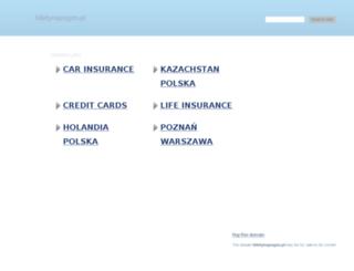 biletynapogon.pl screenshot