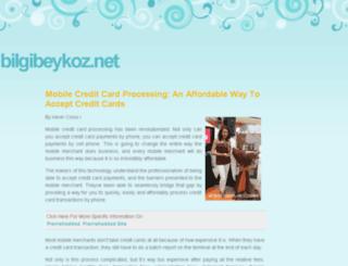 bilgibeykoz.net screenshot