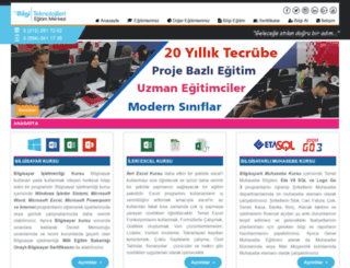 bilgiegitim.com screenshot