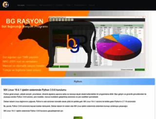 bilgigunlugum.net screenshot