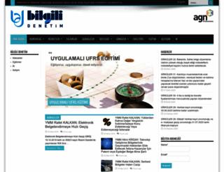 bilgilidenetim.com screenshot