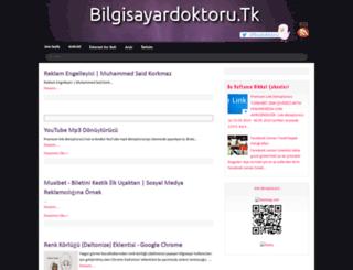 bilgisayardoktoru32.blogspot.com screenshot