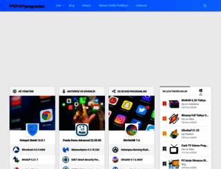 bilgisayarprogramlari.net screenshot