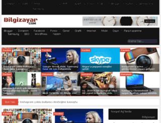 bilgizayar.com screenshot