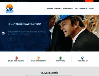 bilimisg.com.tr screenshot