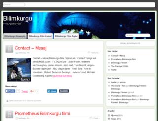 bilimkurgu.axtelsoft.com screenshot