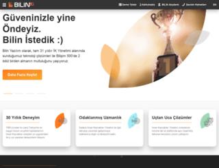 bilin.com screenshot