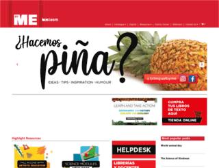 bilingualbyme.com screenshot