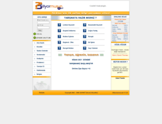 biliyormusun.net screenshot