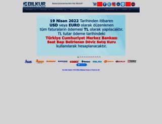 bilkur.com.tr screenshot
