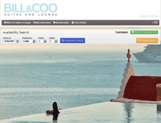 billandcoo.reserve-online.net screenshot
