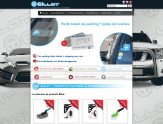 billat.com screenshot