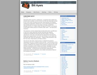 billayers.org screenshot
