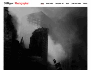 billbiggart.com screenshot
