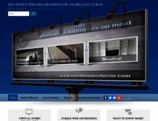 billboards-advertising.com screenshot