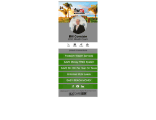 billconstain.com screenshot