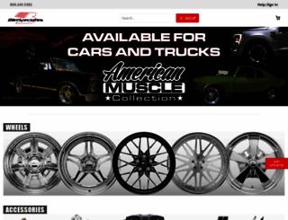 billetspecialties.com screenshot