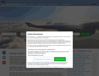 billig-flieger-vergleich.de screenshot