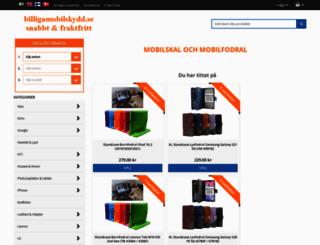 billigamobilskal.se screenshot
