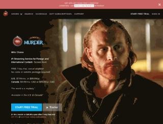 billing.mhznetworks.com screenshot