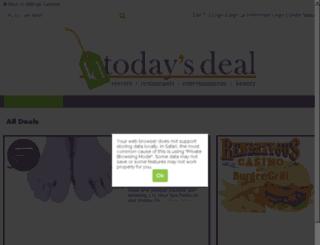 billingsgazette.nimbledeals.com screenshot