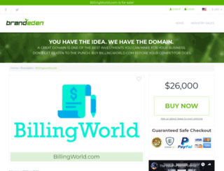 billingworld.com screenshot