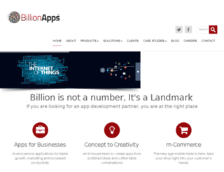 billionapps.co screenshot