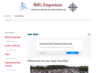 bills-emporium.co.uk screenshot