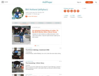 billybuc.hubpages.com screenshot