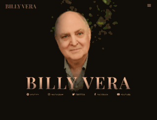 billyvera.com screenshot