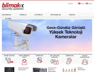 bilmak2.testsitesi.net screenshot