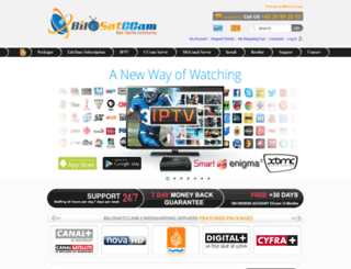 bilosatccam.com screenshot
