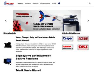 biltekbilgisayar.com.tr screenshot