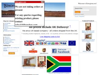biltongbox.com screenshot