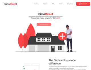 bimadirect.in screenshot