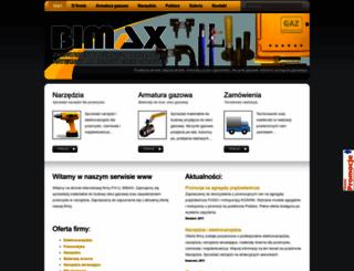 bimax.jcom.pl screenshot