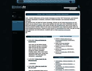 bimbel.de screenshot