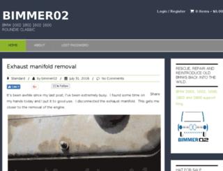 bimmer02.com screenshot