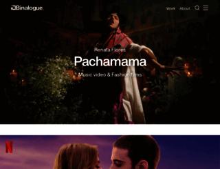 binalogue.com screenshot